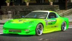 Mazda RX-7 F-Tuning PJ2 для GTA 4