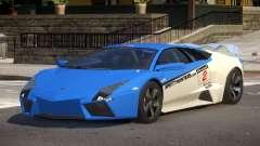 Lambor Reventon GRS PJ5 для GTA 4