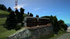 Golf House для GTA San Andreas