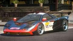 McLaren F1 BS PJ1 для GTA 4