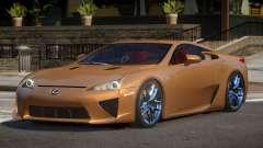 Lexus LFA R-Tuned для GTA 4