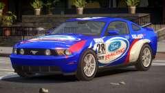 Ford Mustang MS PJ4 для GTA 4