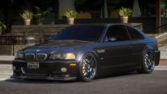BMW M3 E46 SL