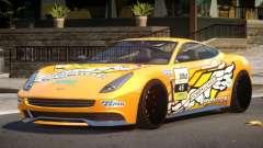 Dewbauchee Massacro Racecar для GTA 4