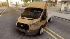 Ford Transit 330S Single Cabin Modified Version для GTA San Andreas