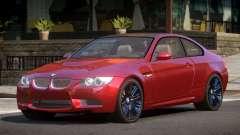 BMW M3 E92 SC
