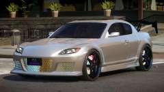 Mazda RX8 S-Tuning