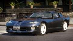 Dodge Viper G-Tuned для GTA 4