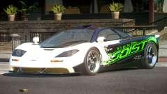McLaren F1 BS PJ2 для GTA 4
