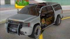 2007 Chevrolet Suburban Sheriff (Granger style)