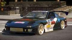 Mazda RX7 GST PJ4 для GTA 4