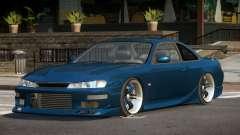 Nissan 200SX R-Tuning для GTA 4