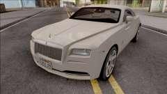 Rolls-Royce Wraith 2014 Grey