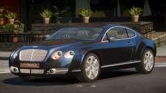 Bentley Continental GT V1.2 для GTA 4