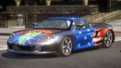 2005 Porsche Carrera GT PJ6 для GTA 4