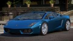 Lamborghini Gallardo LP560 TR для GTA 4