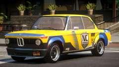 BMW 2002 R-Tuned PJ1 для GTA 4