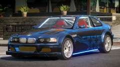 BMW M3 E46 GTR PJ1 для GTA 4