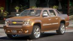 Chevrolet Avalanche PSI для GTA 4