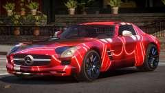 Mercedes Benz SLS GST PJ2 для GTA 4