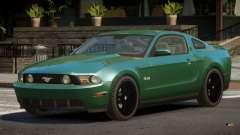 Ford Mustang MS для GTA 4