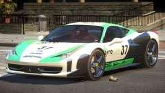 Ferrari 458 Italia GT PJ5 для GTA 4