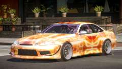Toyota Soarer GS PJ5 для GTA 4