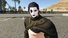 Claudio Serafino Sirius Makeup Tekken 7 для GTA San Andreas