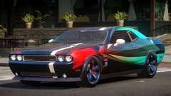 Dodge Challenger 392 GST PJ5 для GTA 4