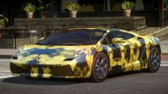Lamborghini Gallardo GS PJ5 для GTA 4