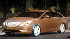 Hyundai Sonata MN для GTA 4