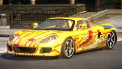 2005 Porsche Carrera GT PJ2 для GTA 4