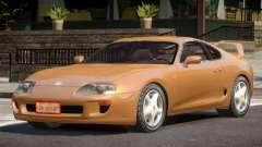 Toyota Supra V1.0 для GTA 4