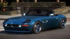 BMW Z8 PSI для GTA 4
