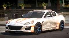 Mazda RX8 L-Tuned PJ1 для GTA 4