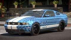 Ford Mustang MS PJ3 для GTA 4