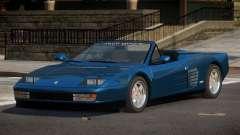 1987 Ferrari Testarossa для GTA 4