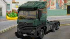 Mercedes-Benz Actros mp4 6х4