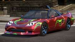 Honda NSX GST PJ3 для GTA 4