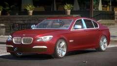 2014 BMW 750i F01 для GTA 4