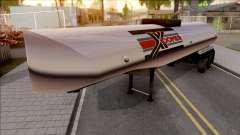 HQ Petrol Trailer для GTA San Andreas
