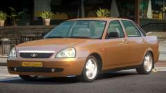 Lada Priora 2170 SK для GTA 4