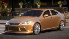 Lexus IS-F V1.1 для GTA 4