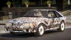 1994 Ford Mustang SVT PJ1 для GTA 4