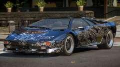 Lamborghini Diablo L-Tuned PJ4 для GTA 4