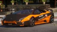 Lambor Reventon GRS PJ1 для GTA 4