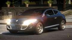 Renault Megane HK для GTA 4
