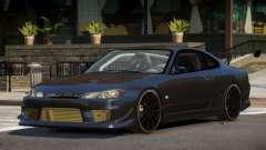 Nissan Silvia S15 S-Tuning для GTA 4