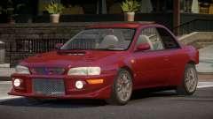 Subaru Impreza PSI для GTA 4