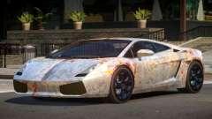 Lamborghini Gallardo GS PJ2 для GTA 4
